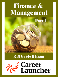 Finance & Management RBI Grade B Part I