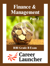 Finance and Management Part 2 for RBI Grade B