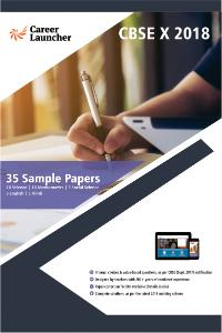 CBSE X 35 Sample Papers 2018