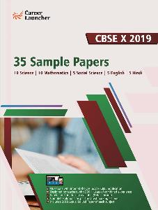 Class X 2019 35 Sample Papers