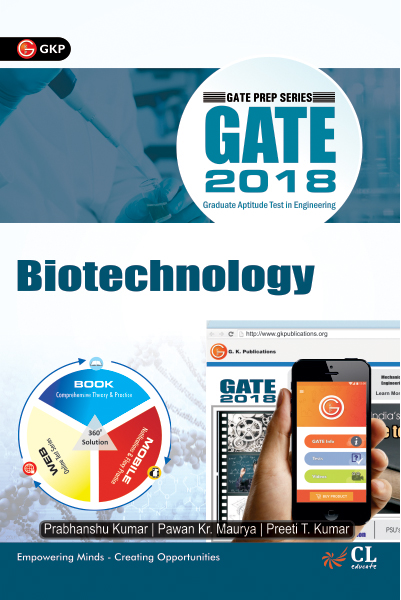 GATE Guide Biotechnology 2018