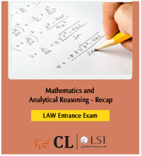 Mathematics and Analytical Reasoning - Recap