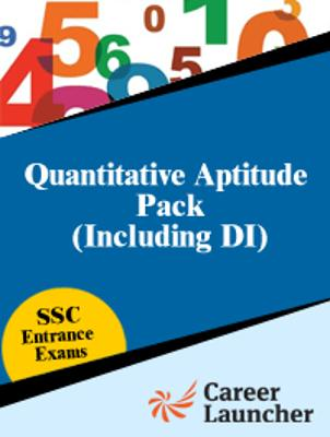 Quantitative Aptitude Package ( Including DI )