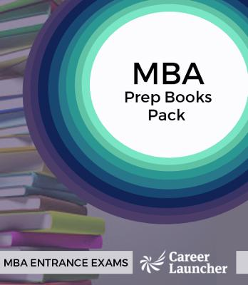 MBA Prep Books Package