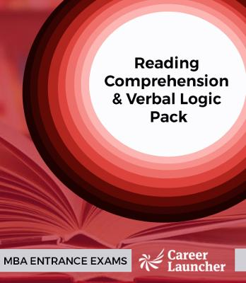 Reading Comprehension & Verbal Logic Package